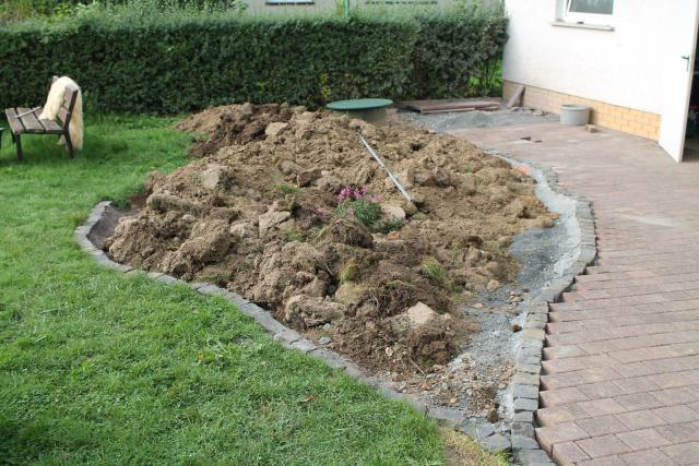 Rosenbeet anlegen rosenbeet anlegen gartentr ume for Gartengestaltung beete anlegen