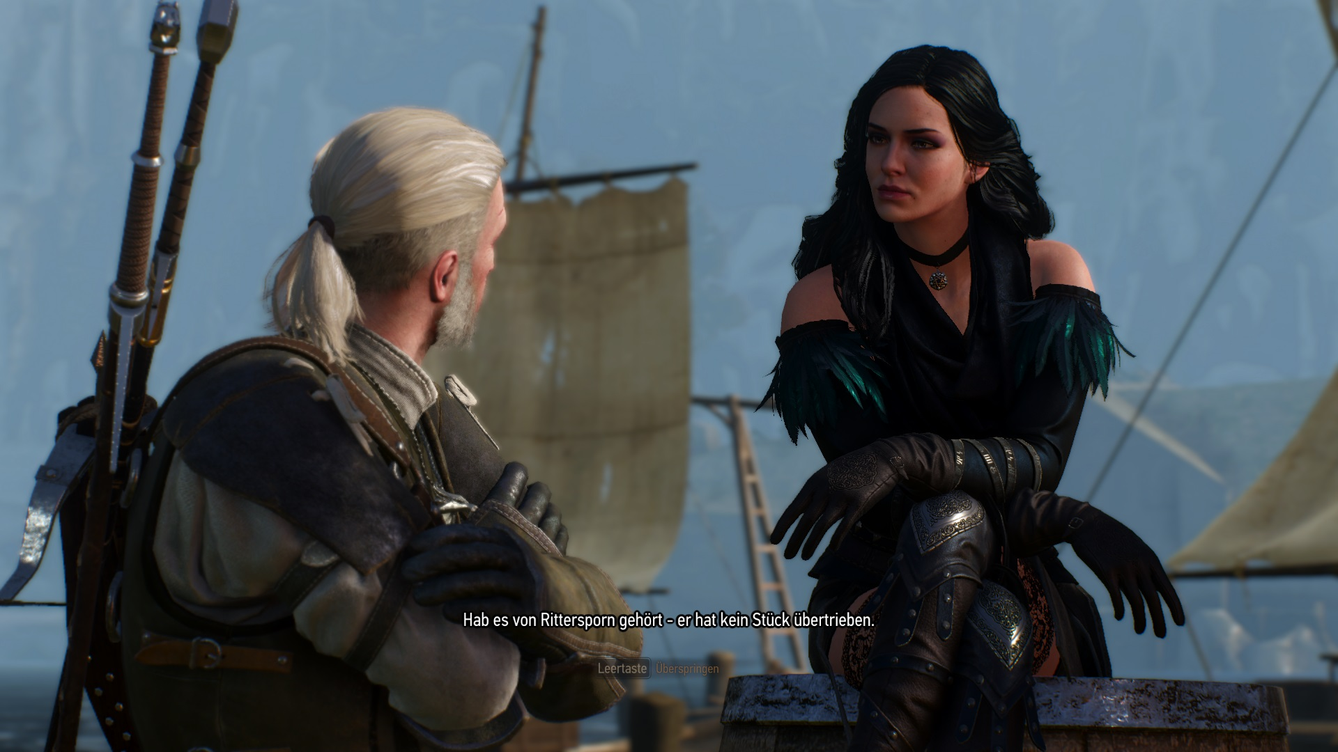 Yennefer Of Vengerberg All Spoilers Page 211 Forums Cd Projekt Red