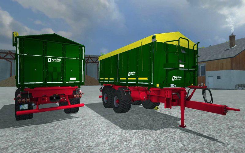 (LS 2013) Kröger Agroliner TKD 302