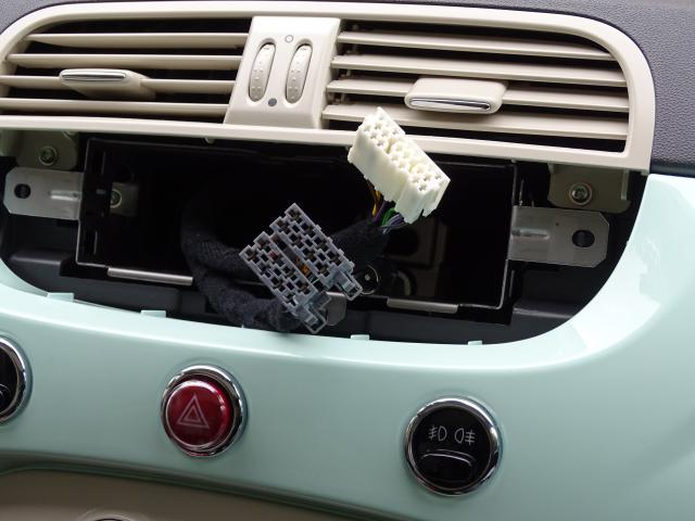 fiat 500 radio ausbauen auto bild idee. Black Bedroom Furniture Sets. Home Design Ideas