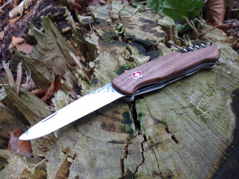 Ranger Wood 55 The Gentleman Sword Reviews