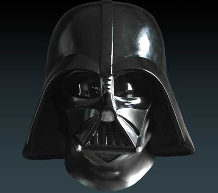 efx darth vader anh helmet legend limited. Black Bedroom Furniture Sets. Home Design Ideas