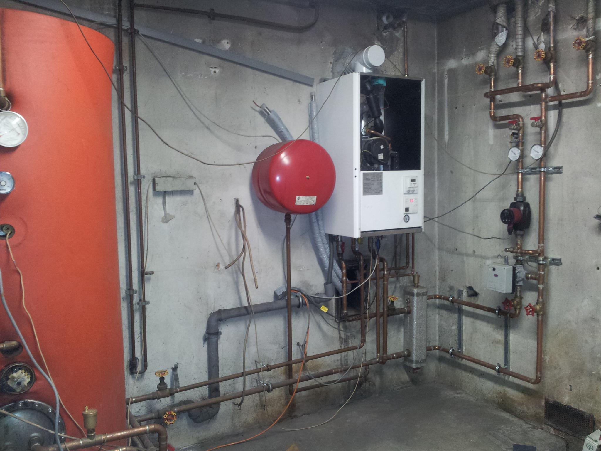 Gut bekannt Nochmal Reinigung und Spuelung Fussbodenheizung - HaustechnikDialog AO28